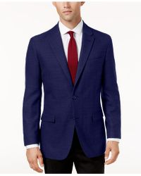 Tommy Hilfiger - Men's Slim-fit Solid Sport Coat - Lyst