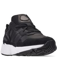 b804a8b4aa248 Lyst - adidas Men s Ultra Boost Running Sneakers From Finish Line in ...