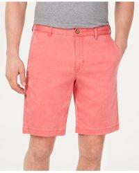 """Tommy Bahama - 10"""" Boracay Chino Shorts - Lyst"""