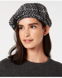 INC International Concepts - I.n.c. Cut-and-sewn Tweed Beret, Created For Macy's - Lyst