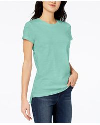 Maison Jules - High-low T-shirt - Lyst