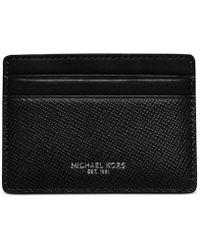 Michael Kors - Harrison Card Case - Lyst