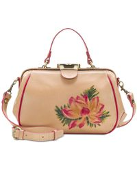 Patricia Nash - Painted Lilly Grachhi Satchel - Lyst