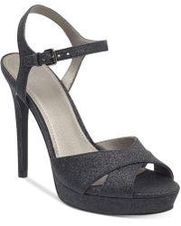 Guess - Jordie Dress Sandals - Lyst