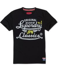 Superdry - High Speed Heritage Classic Tee - Lyst