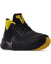 best sneakers 8f53f dde8d Nike - Mamba Rage Basketball Sneakers From Finish Line - Lyst