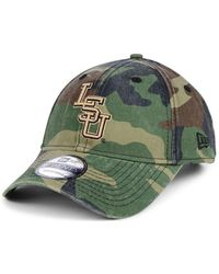timeless design 4190a f5cf5 KTZ Green Bay Packers Woodland Prism Pack 59fifty-fitted Cap in Green for  Men - Lyst