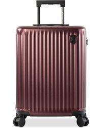 "Heys | Smartluggage® 26"" Hardside Spinner Suitcase | Lyst"