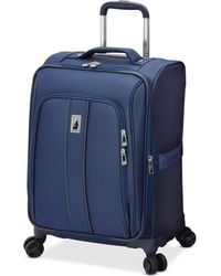 "London Fog - Knightsbridge Ii 20"" Expandable Carry-on Spinner Suitcase - Lyst"
