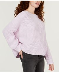 French Connection - Millie Mozart Cotton Sweater - Lyst