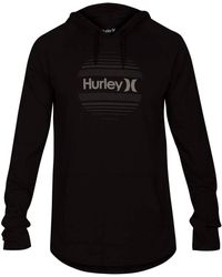 Hurley - One And Only Hooded Sweatshirt - Lyst