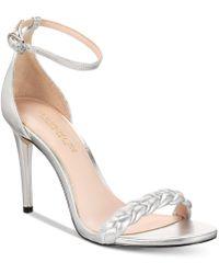 235246c1752501 Rachel Zoe - Zoe By Ella Two-piece Dress Sandals - Lyst
