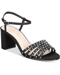 Caparros - Plaza Embellished Evening Sandals - Lyst