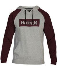 Hurley - Box Logo Hoodie, Created For Macy's - Lyst
