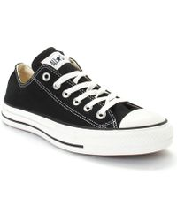 0dd7cb944be2 Converse - Women s Chuck Taylor All Star Oxford Sneakers From Finish Line -  Lyst