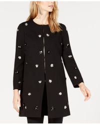 Alfani - Embellished A-line Jacket, Created For Macy's - Lyst
