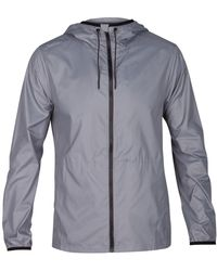 Hurley - Protect 2.0 Full-zip Hooded Jacket - Lyst