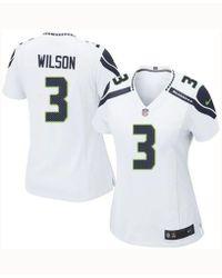 Nike - Women's Russell Wilson Seattle Seahawks Game Jersey - Lyst