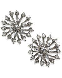 Kate Spade - Crystal Starburst Stud Earrings - Lyst