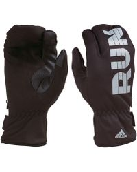 Adidas | Men's Awp Run Gloves | Lyst