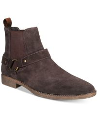 Alfani - Briar Harness Boots, Created For Macy's - Lyst