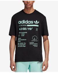 adidas - Kaval Graphic T-shirt - Lyst