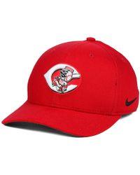 sale retailer 2521b fdb74 Nike Chicago Cubs Dri-fit Swoosh Flex Cap in Blue for Men - Lyst