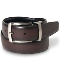 Perry Ellis - Park Burnished Edge Big And Tall Belt - Lyst