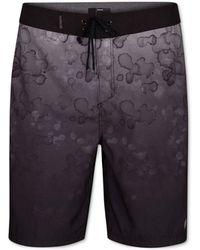 """Hurley - Splatter Grain 20"""" Board Shorts - Lyst"""