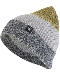 Neff - Men's Scrappy Colorblocked Textured-knit Beanie - Lyst