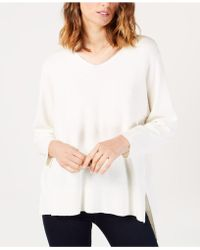 French Connection - V-neck Jumper - Lyst