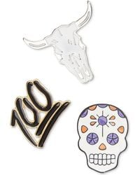 American Rag - Skull Pin Pack, Created For Macy's - Lyst