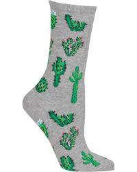 Hot Sox - Cactus Socks - Lyst