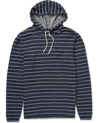 Billabong - Flecker Striped Pullover Hoodie - Lyst
