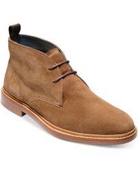 Cole Haan - Men's Adams Chukka Boots - Lyst