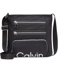 CALVIN KLEIN 205W39NYC - Athleisure Crossbody - Lyst