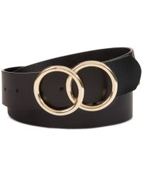INC International Concepts - I.n.c. Double Circle Belt, Created For Macy's - Lyst