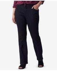 Lee Platinum - Plus & Petite Plus Size Bootcut Jeans - Lyst
