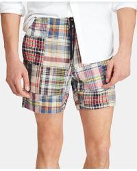 cf41deb8c0cd1 Polo Ralph Lauren - Big   Tall Classic-fit Polo Prepster Shorts - Lyst
