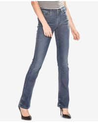 Silver Jeans Co. - Slim Bootcut Jeans - Lyst