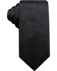 Alfani   Men's Stripe Silk Slim Tie, Created For Macy's   Lyst
