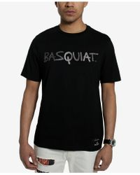 Sean John - Basquiat Logo T-shirt, Created For Macy's - Lyst