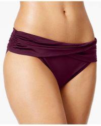 Bleu Rod Beattie - Sarong Bikini Bottoms - Lyst