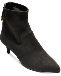 Cole Haan - Harlow Stretch Booties - Lyst