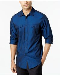 INC International Concepts - Core Topper Shirt - Lyst