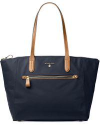 Michael Kors - Kelsey Large Top-zip Tote - Lyst