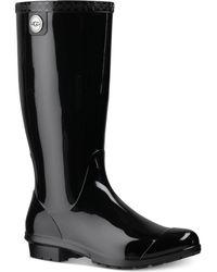 UGG - Shaye Tall Rain Boots - Lyst