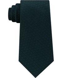 Michael Kors   Men's Pindot Ground Diamond Silk Tie   Lyst