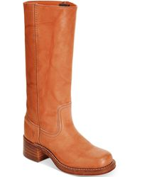 Frye - Women's Campus Boots - Lyst