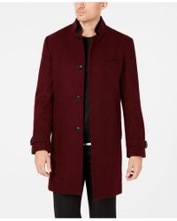 INC International Concepts - Todd Slim-fit Topcoat, Created For Macy's - Lyst